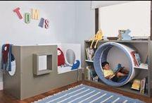 Organização de quarto infantil