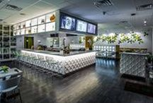 Asian Mint ® Restaurant / Beautiful spaces of Asian Mint ®