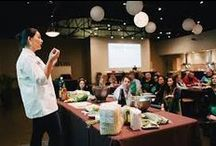 Asian Mint ® Cooking Class / Cooking classes and events with Asian Mint ® chef Nikky Phinyawatana