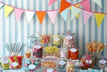 Party Ideas / by Jodi Beebe