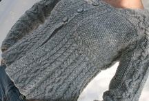Knitting Always: Cardigans, Sweaters & Tops. / Knitting inspiration and pattern links for cardigans, sweaters and tops. / by Kim Olson