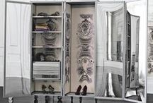 Creative Spacer Savers / I love trunks.. T T Trunk of Paris for the dream inspiration.