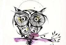 tattoos / by Jessica Schumann