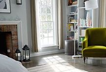 Hook & Loom Style / Favorite examples of stylish home decor...bright, comfortable, natural, eclectic, elegant