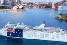 P@O cruises# Australia Day / P@O Cruises