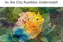 As The City Rumbles Underneath - Flowers from The Stars - EP - Bandcamp / http://asthecityrumblesunderneath.bandcamp.com/album/flowers-from-the-stars Cat Forsley & Ashton Price  As The City Rumbles Underneath