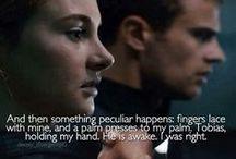 Divergent / ~My precious ~ / by Mrs. Divergent Eaton