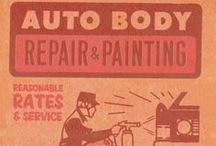 Vintage Auto Body