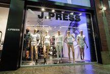 J.Press Márkabolt - WestEnd Budapest
