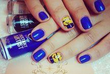 Nails by me! / Nails nail manicure beauty smalto polish passion