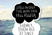 Fandom: The Fault in Our Stars / The Fault in Our Stars / by Savannah Deters