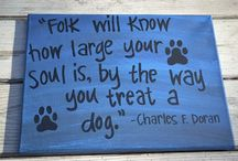 Doggie Luv & All Things Animal / Dogs & Animals