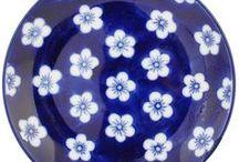 pintura em porcelana