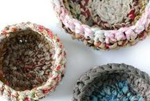 Textile Recycling / Resources, projects and products that help to keep used textiles out of landfills
