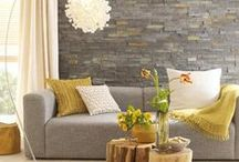 Eco-Friendly Decor / Resourceful interior design ideas that promote sustainable home decor