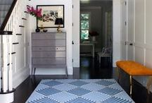 Bold Colors / Brave and inspiring use of color in home decor