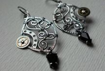 my jewelry-earrings