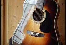 Guitars / by Savannah Deters