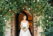 Aisle Style / Gorgeous gowns, shoes, and accessories for your wedding + reception