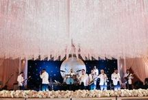 Receptions to Remember / Dynamic dance floors, glittering decor, tablescapes, and so much more!