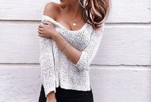 S T Y L E / Inspiration for cute and chic everyday outfits