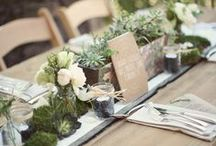 Table Setting Inspiration / Cool ideas for great dining table experiences