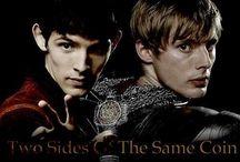 Fandom: Merlin / Based on the tv show Merlin / by Savannah Deters
