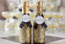 Sips / From Champagne to custom coffee bars, these drinks will delight your #wedding or #event guests!