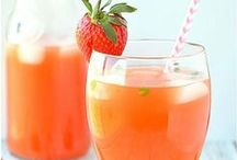 Non-Alcoholic Drinks / Drinks for your family to enjoy for breakfast, lunch, supper. (Or nap time!)