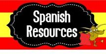 Spanish Resources / A board dedicated to all things Spanish for teaching and learning.  This is a collaborative board, so if you would like to join, please follow me, then send me your Pinterest URL to: spanishtheeasyway123@gmail.com.