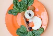 Kid Good Eats / Food and Treat styling that make the food utterly irresistible to tiny palates that kids posses. / by Carey Pace