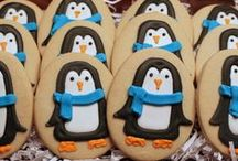 Penguin Party / by Glorious Treats