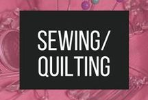 Sewing/Quilting Tutorials & Inspiration