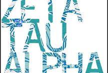 Zeta Tau Alpha / by Emily Daniel