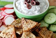 Appetizers and Snacks / Appetizers and snacks perfect for parties / by Glorious Treats