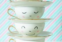 Tea Party Recipes and Ideas / Beautiful ideas and recipes for tea parties or brunch