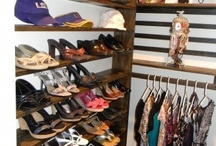 Shoe Closet Fun / by Jeri Repp