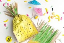 Luau Party Inspiration / by Glorious Treats
