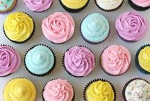 Cupcakes / Beautiful cupcakes, delicious cupcakes, creative cupcakes!   / by Glorious Treats