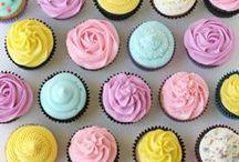Cupcakes / Beautiful cupcakes, delicious cupcakes, creative cupcakes!