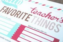 Room Mom for Class / ideas to help with their class and teacher / by Carey Pace