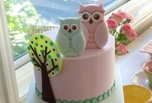 Cute Cakes / by Kimberly Himmel