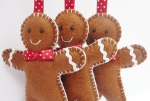 Gingerbread Fun / Gingerbread houses, treats and party ideas