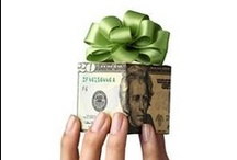 money gifts / by Vicki Callier