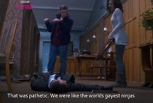 World's Gayest Ninjas / Being Human UK BBC / by Jada Jones