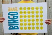 school's out for SUMMER / Gathering ideas to make summer 2014 THE BEST SUMMER EVER EVAH EVER!  interesting ideas for summer activities to beat the heat and the boredom that sets in / by Carey Pace