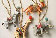 jewelry, keychains, wine charms / by Vicki Callier