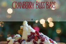 Christmas Good Eats / Recipes and food to bring a special celebration to Christmas time in your family / by Carey Pace