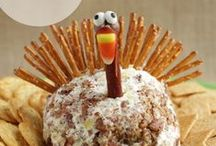 Thanksgiving / Recipes and crafts perfect for Thanksgiving.   / by Glorious Treats