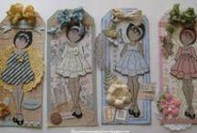 julie nutting dolls / by Vicki Callier